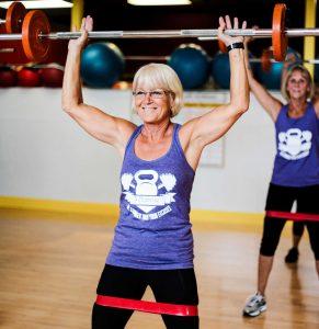 Pembroke Fitness Instructor- Cheryl Hanniman