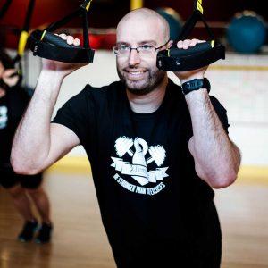 Pembroke Fitness Instructor- Darren