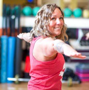 Pembroke Fitness Instructor- Jordan