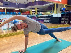 Pembroke Fitness Instructor- Mandy