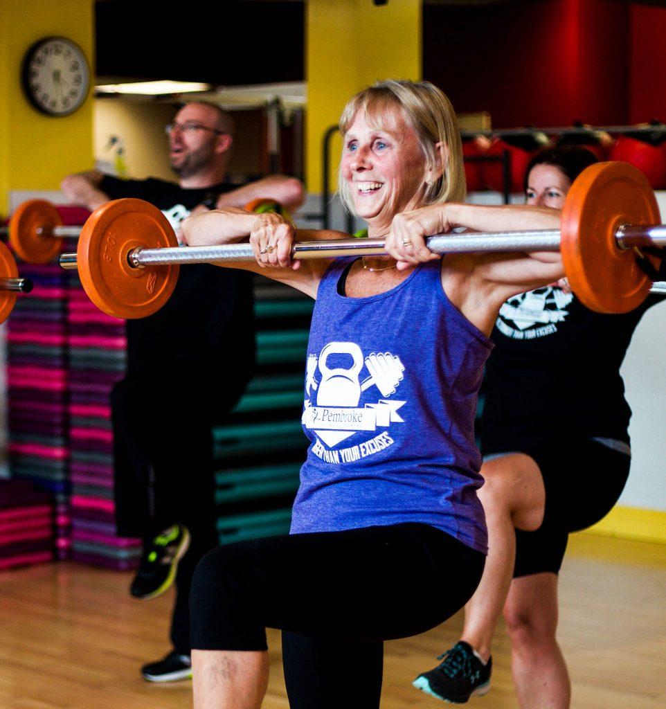 Pembroke Fitness Instructor-Marg