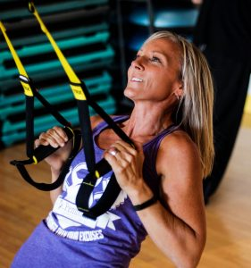 Pembroke Fitness Instructor- Tracy