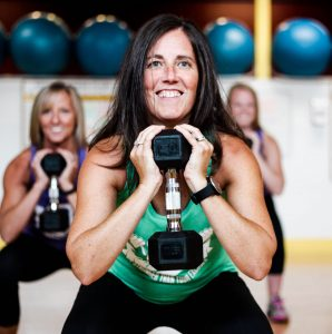 Pembroke Fitness Instructor- Tricia