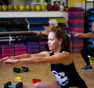 Pembroke Fitness Instructor- Cheraine