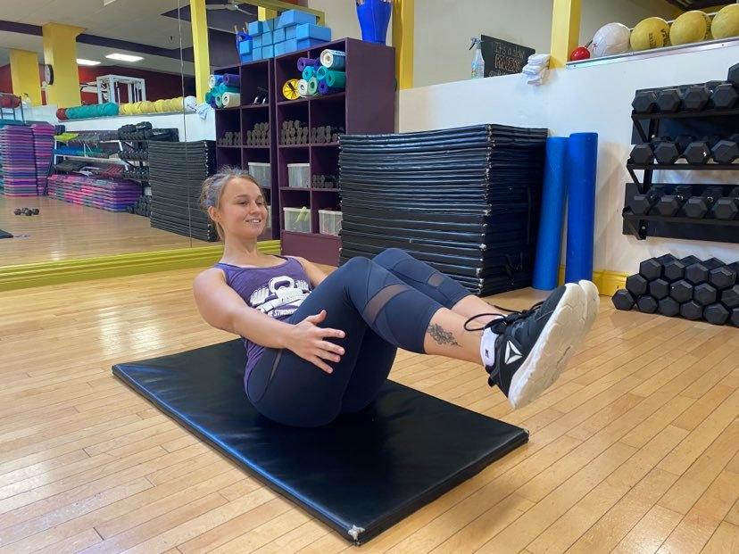 Pembroke Fitness Instructor- Rebecca