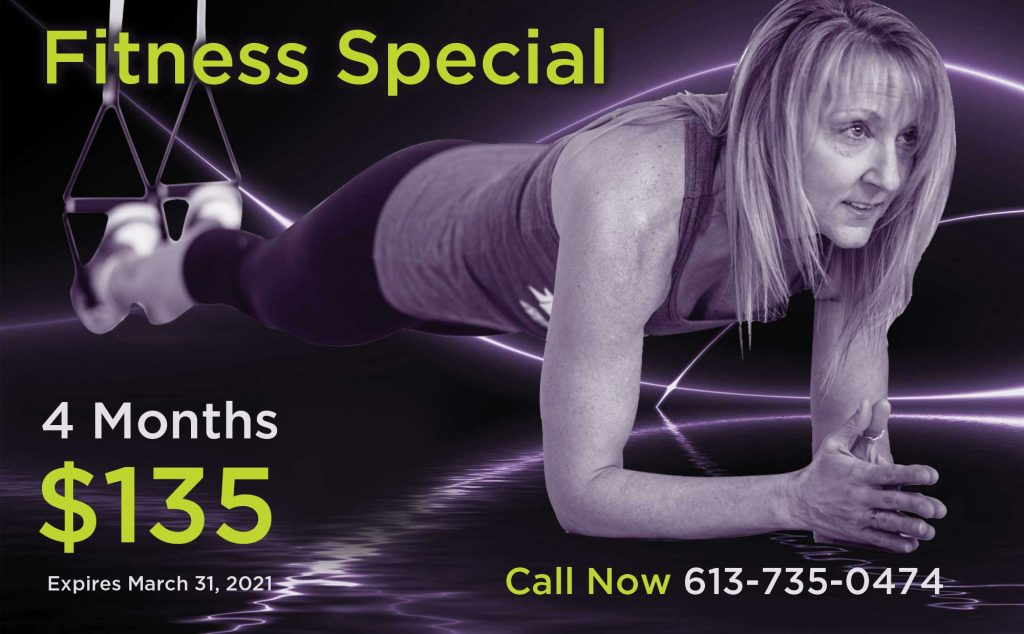 February 2021 Fitness Special