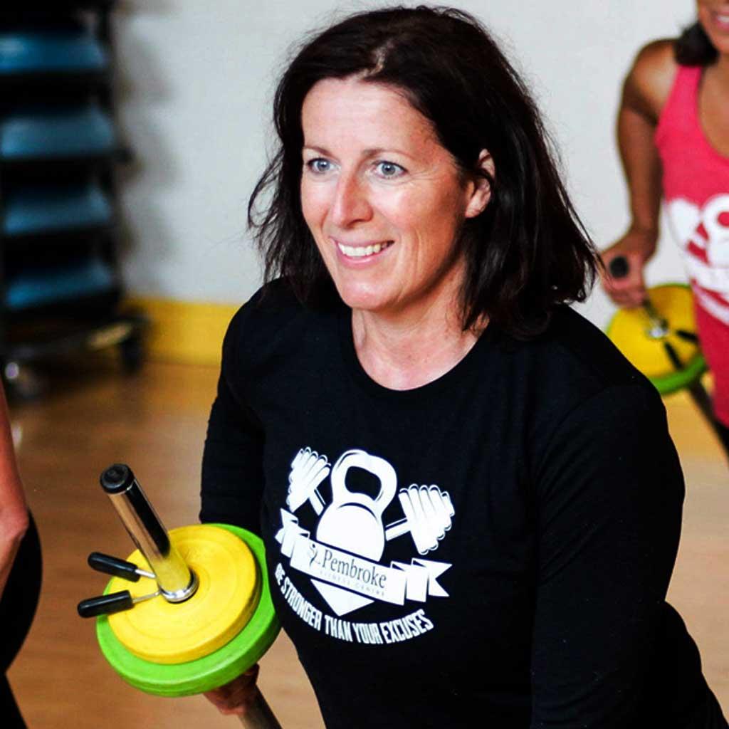 Pembroke Fitness Instructor- Nancy