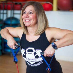 Pembroke Fitness Instructor- Tammy
