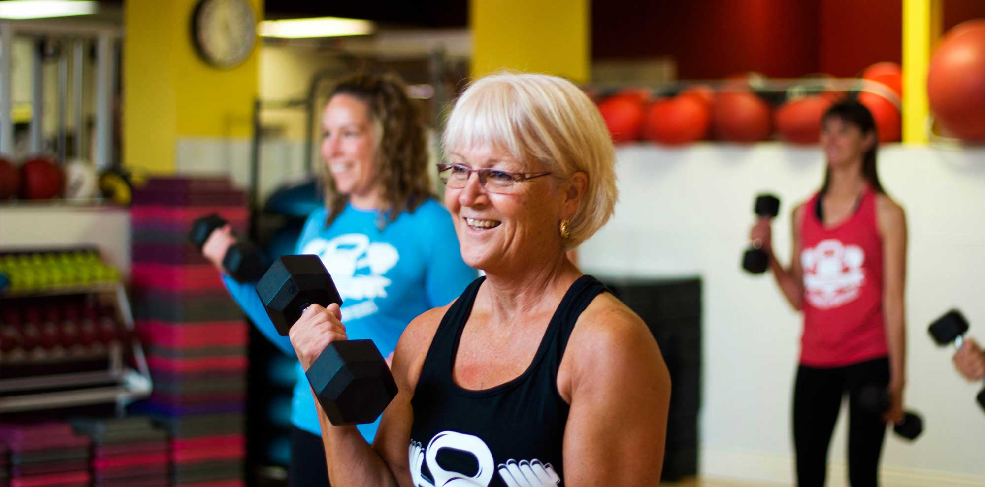 Boot Camp for 55+
